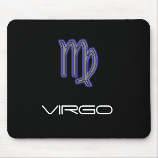 Signs of the Zodiac, Virgo Mouse Mat Mouse Pads