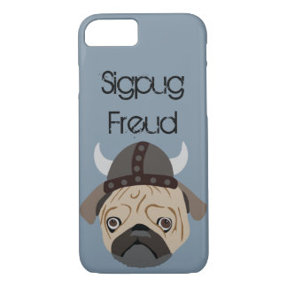 Sigpug Freud Phone Case