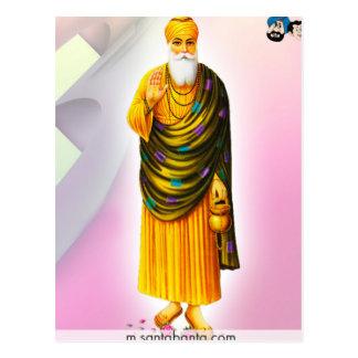 Sikh Art/Symbol Postcard