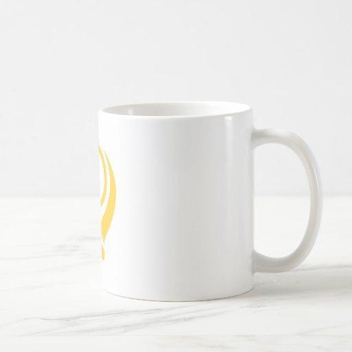 Sikh Khanda Gold Coffee Mug