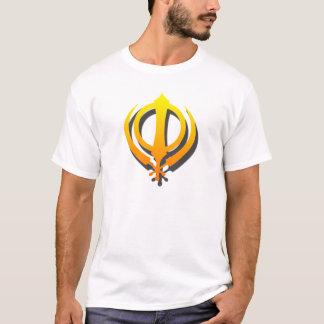 Sikh Khanda Khalsa Sikhism Punjabi T-Shirt