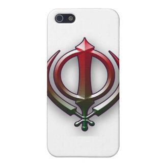 sikh symbol iPhone 5/5S cover
