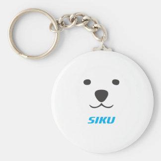 Siku The Polar Bear Key Ring