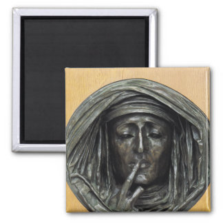 Silence, 1848 magnet