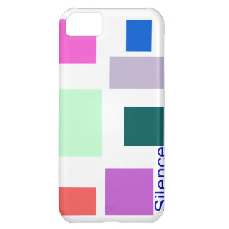 Silence 3 iPhone 5C cases