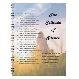 Silence and Solitude Journal
