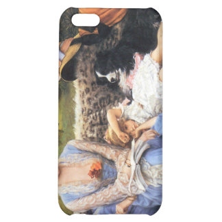 Silence by James Tissot iPhone 5C Cases