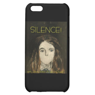 Silence iPhone 5C Covers