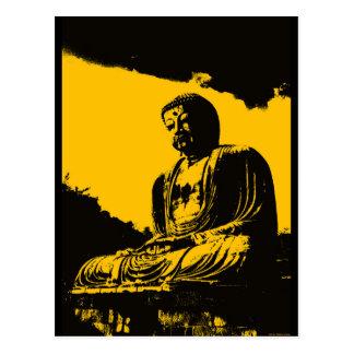"""Silence Is Golden"" - Postcard"