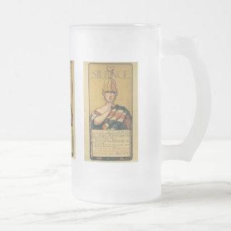 Silence World War II Coffee Mug