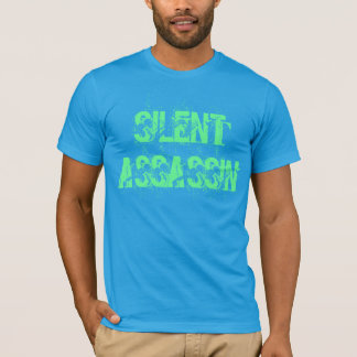 """Silent Assassin"" t-shirt"