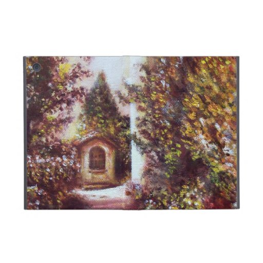 SILENT AUTUMN IN FLORENCE COVER FOR iPad MINI