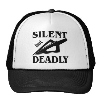 Silent But Deadly Bow Hunting Cap