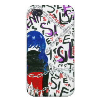 Silent iPhone Skin Case For iPhone 4
