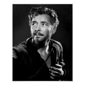 Silent Movie Star Ronald Colman Poster