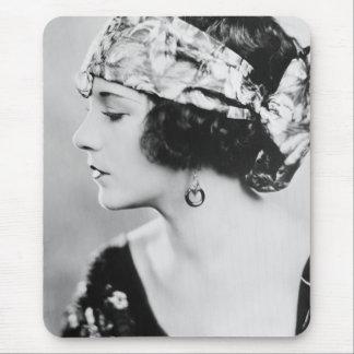 Silent Movie Star Viola Dana Mouse Pad