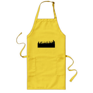SILENT MOVIE theater  Long Apron