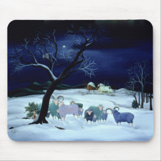 Silent Night Holy Night 1995 Mouse Pad
