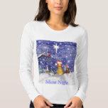 Silent Night - Holy Night Tee Shirt
