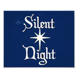 Silent Night Photograph