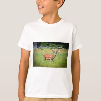 Silent Stag T-Shirt