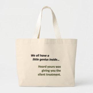 Silent Treatment Bags