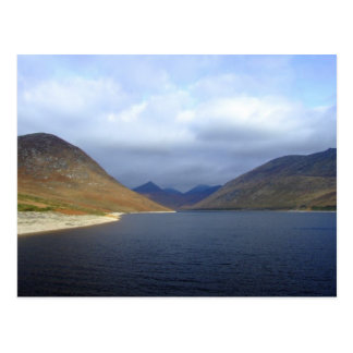 Silent Valley Reservoir - Northern Ireland Postcard