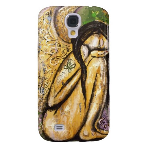 Silent Wings Angel Speck Case Samsung Galaxy S4 Case