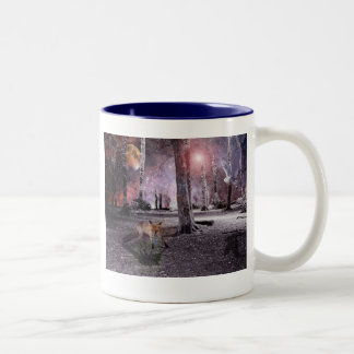 Silent Wood Mug