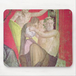 Silenus and the Young Satyr, East Wall Mouse Pad