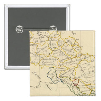 Silesia 15 Cm Square Badge