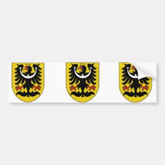 Silesia, Czech Bumper Sticker