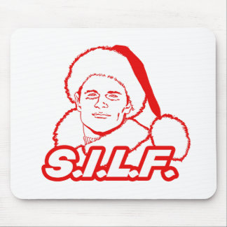 SILF -.png Mouse Pad