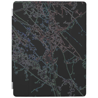 Silhouette Autumnus iPad Cover