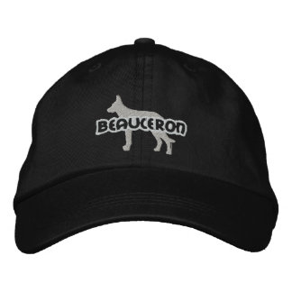 Silhouette Beauceron Embroidered Hat