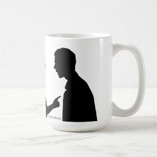 Silhouette Couple design for mug