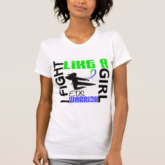 Silhouette Fight Like A Girl EDS 3.2 Tee Shirt