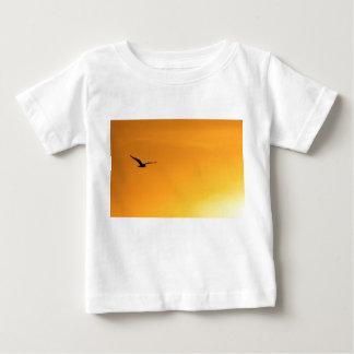 Silhouette of a Bird Infant Tee Shirt
