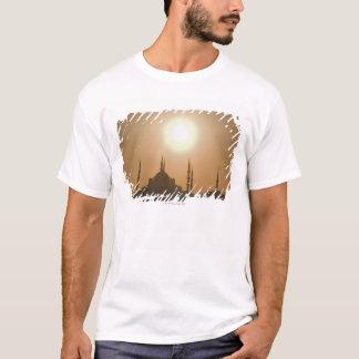 Silhouette of Suleymaniye Turkey, Istanbul T-Shirt