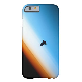 Silhouette of the Space Shuttle Endeavour Barely There iPhone 6 Case