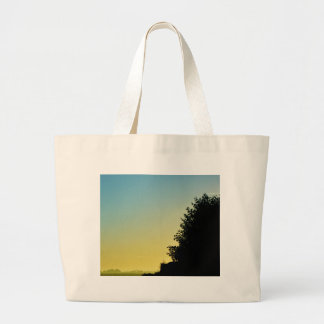 silhouette tree bags