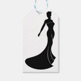 Silhouette Wedding Dress Bride