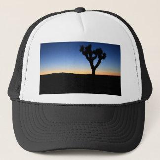 Silhouetted Joshua Tree Trucker Hat