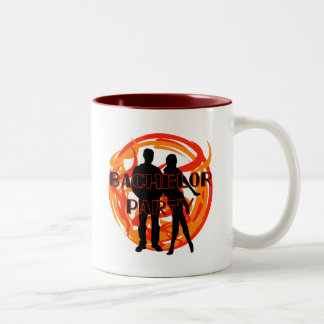 Silhouettes Bachelor Party Tshirts and Gifts Mugs