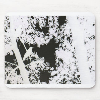 Silhouettes Mouse Mat