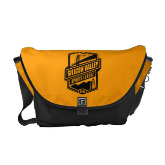 Silicon Valley Sports League Courier Bags