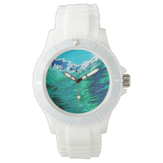 Silicone Water Resistant Watch by Margaret Juul