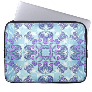 Silk Graffiti Laptop Sleeve