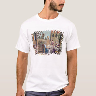 Silk-Making, engraved by J. Hinton T-Shirt
