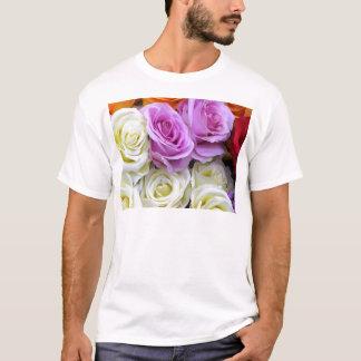 silk roses T-Shirt